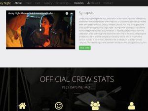 Web Design SEO Hosting TheMovie.mk 1